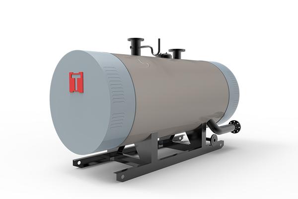 燃油燃气锅炉结构按常压设计