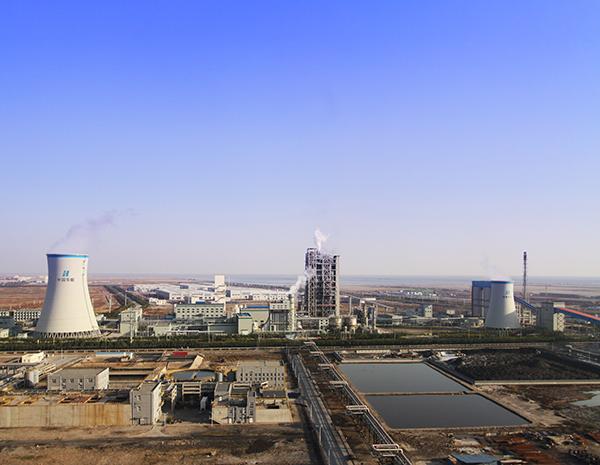 月在华能海南发电股份有限公司三亚南山电厂内建成1