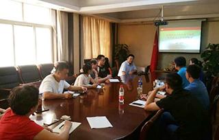 天津体育职业学院举办思政工作培训会