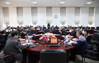 天津海河教育园区思政联盟集体备课会议召开