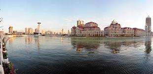 天津中心城区河道补水6680万立方米