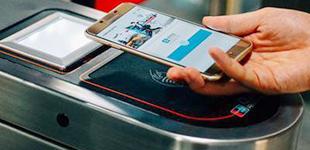 天津地铁推进智能支付 年内有望刷手机坐地铁