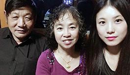 张惠萍家庭