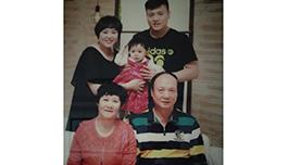 张宝林家庭