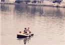 海河划船,玩悬!