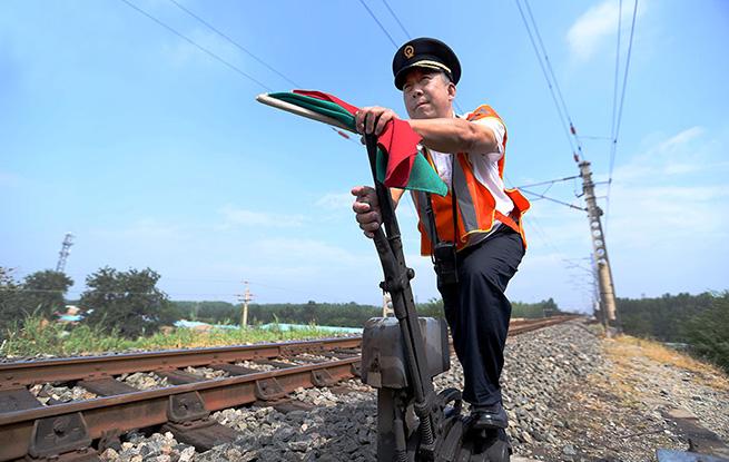 京津冀铁路线上即将消失的音符