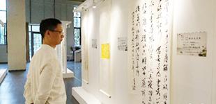 津湘书法家向改革开放40周年献礼