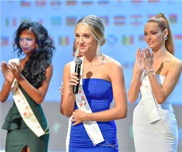 第68届世界小姐全球总决赛选手集体亮相