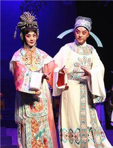 李胜素、于魁智领衔主演《帝女花》
