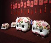 南京博物院举办院藏猪文物展