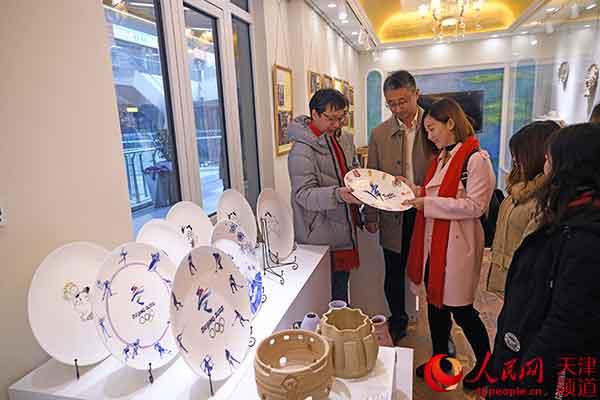 天津创业大学生陶艺作品汇报展打造手工艺爱好者交流平台