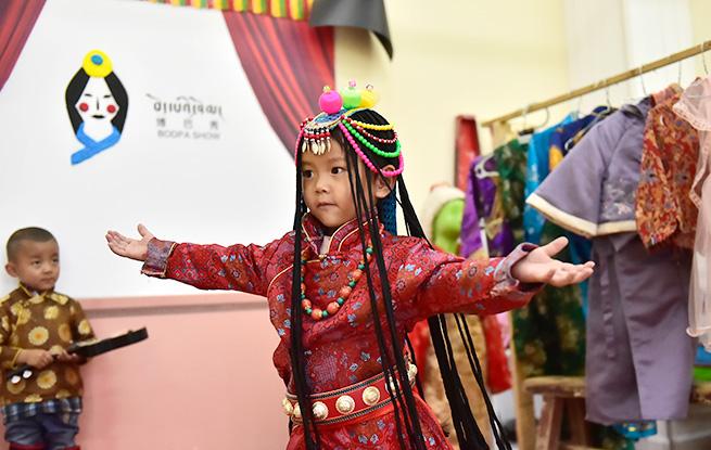 天津滨海新区援建高标准幼儿园 为黄南带去新希望
