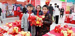 天津市第十一届娃娃庙会鸣锣开街
