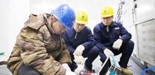 天津电力紧急处理突发故障 为供暖保驾护航